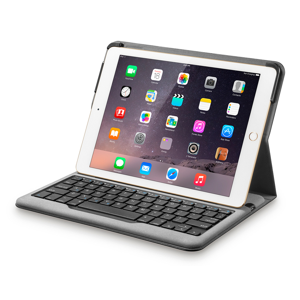 Anker | Bluetooth Folio Keyboard Case for iPad Air 2