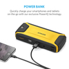 anker - Power Banks - Compact Car Jump Starter and Portable Charger # 4